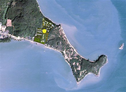 Baan Yamu map Phuket