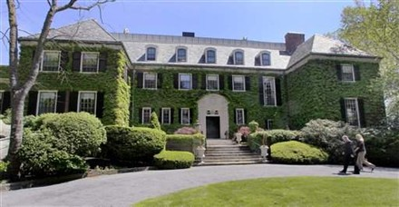 Barron estate put on market