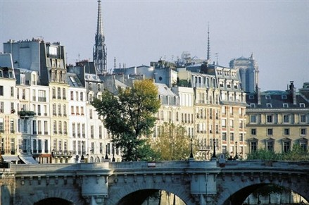 Paris luxury property