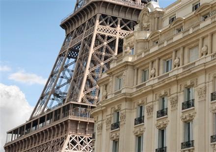 Paris luxury properties