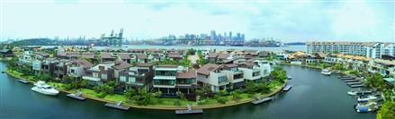 Sentosa Coral Island Homes