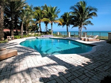 Ricky Martin Golden Beach oceanfront home