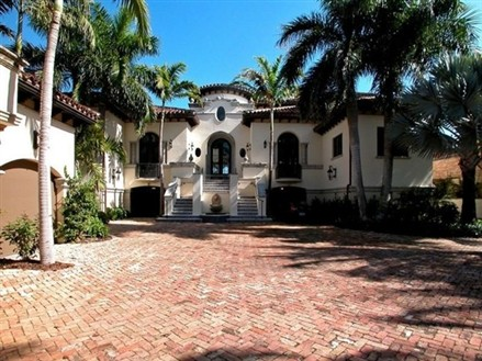 Ricky Martin home