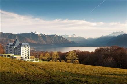 Hotel Du Parc geneva