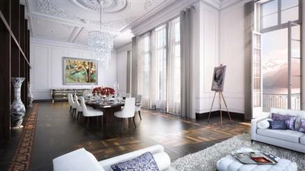 penthouse Hotel Du Parc