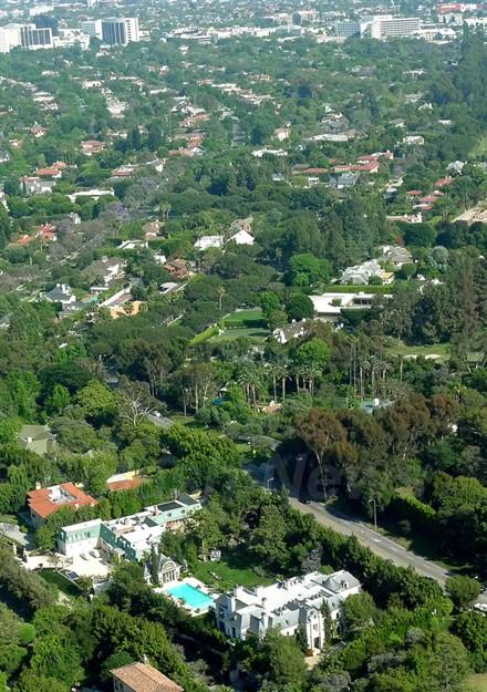 Michael Jackson Holmby Hills Home