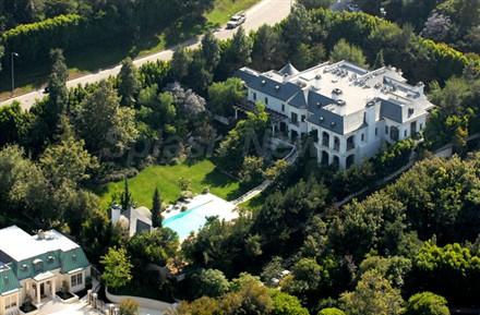 Michael Jackson Holmby Hills estate