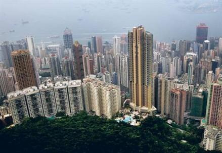 hong kong property bubble