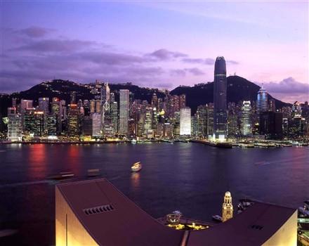 Hong Kong real estate bubble