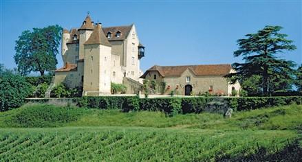 十八世纪城堡