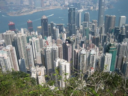 Hong Kong Moves to Slow Property Market