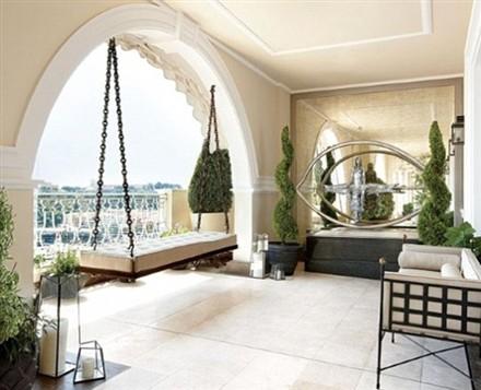 Monaco penthouse flat