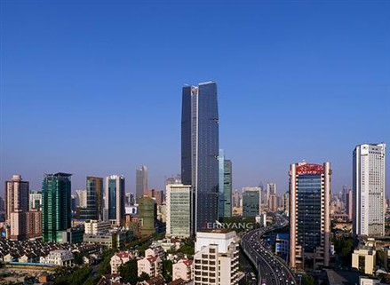 上海会德丰国际广场
