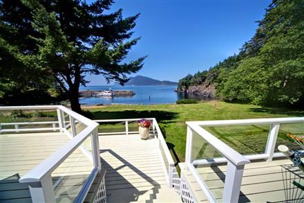 Vendovi Island Washington
