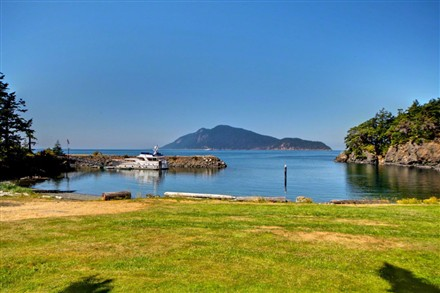 Vendovi private Island