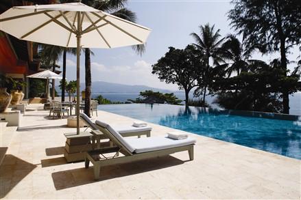 Oceanfront Villa Nai Thon Phuket