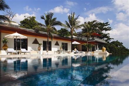 Oceanfront Villa Phuket