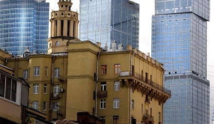 moscow real estate