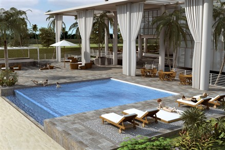 Genesis Puntarenas Costa Rica penthouse pool