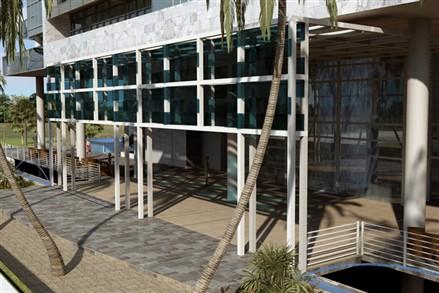 Genesis Puntarenas  lobby