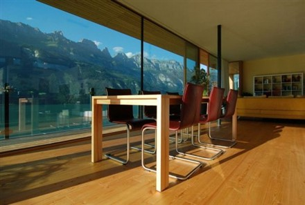 The Walensee House KM Architektur