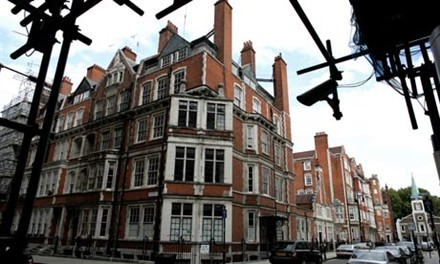 property Mayfair London