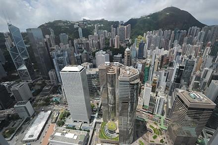 hong kong home prices