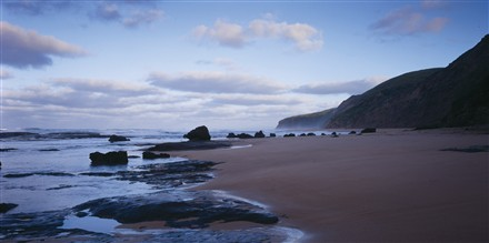 澳大利亚海滩