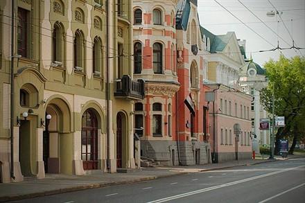Russia Luxury Housing