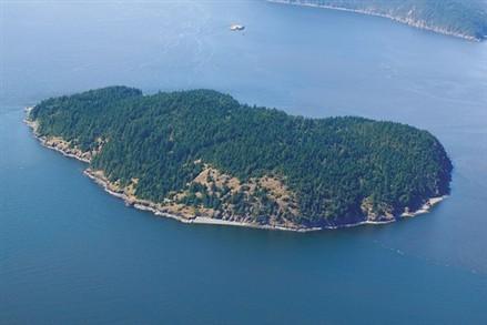 Pacific Northwest Island