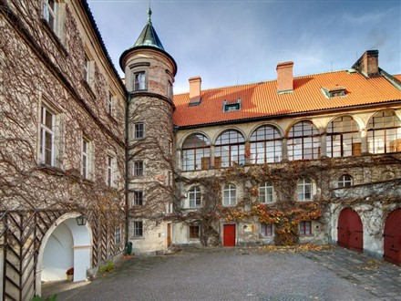 Chateau Hrubá Skála East Bohemia