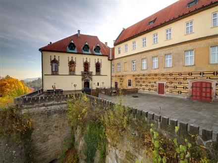 Chateau Hrubá Skála Czech Republic