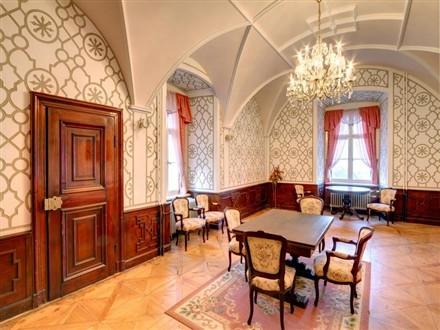 Chateau Hrubá Skála East Bohemia Czech Republic