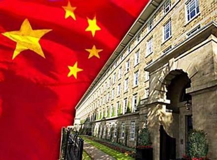 Chinese investors london