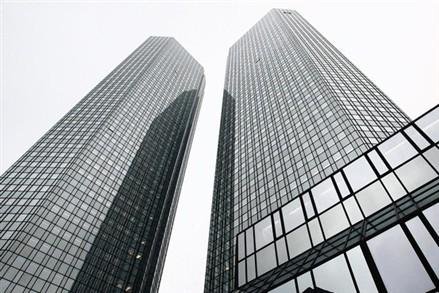 Deutsche Bank Frankfurt headquarters