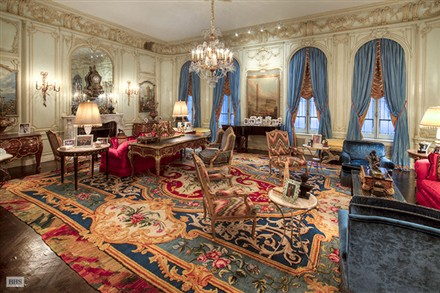 Woolworth luxury Mansion