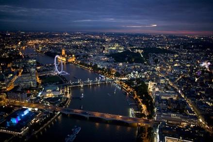 London property night