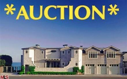 21804 Pacific Coast Highway Malibu auction