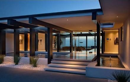 Vera Wang Beverly Hills Home