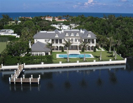 Palm Beach Most Expensive Mansion