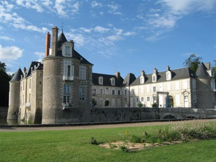 chateau France for sale