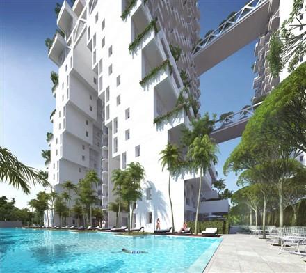 Bishan Central Singapore pool