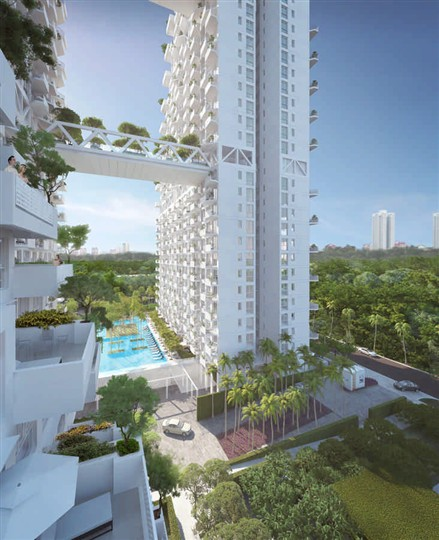 Bishan Central Singapore condo