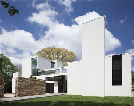Jigsaw Residence David Jameson Architect Maryland
