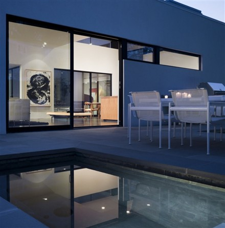 Jigsaw Residence pool