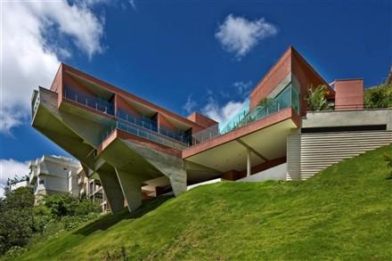 Vila Castela Residence Anastasia Architects Nova Lima Brazil