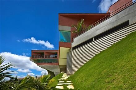 Vila Castela Residence Anastasia Architects Nova Lima