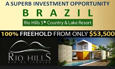 Brazil Rio Hills Resort