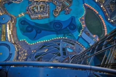 Burj Khalifa Inside Rooms Rent