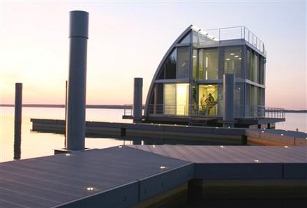 Modular Aqua Floathome in Germany – PropGoLuxury - Property News